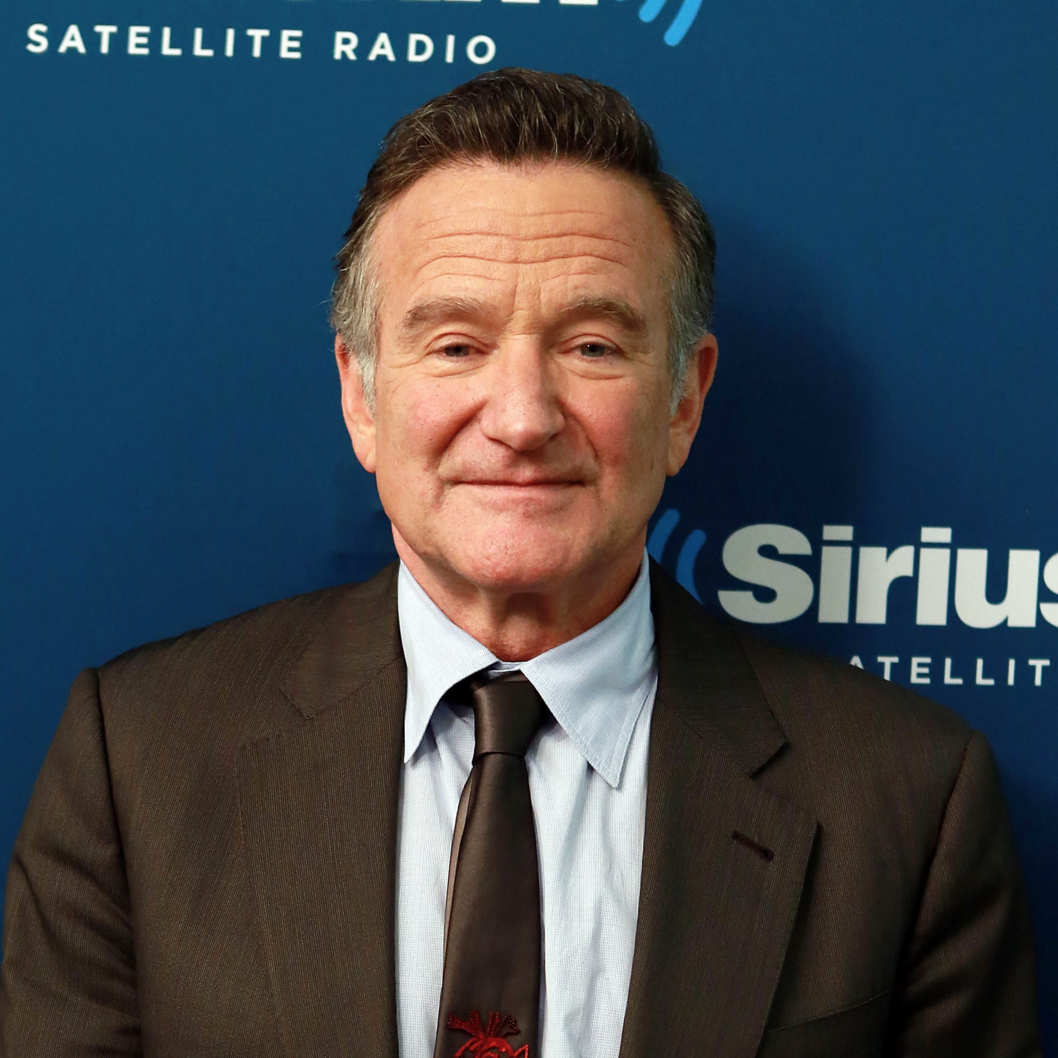 NEW YORK, NY - SEPTEMBER 25:  Robin Williams poses at SiriusXM's 'Town Hall' series at SiriusXM Studios on September 25, 2013 in New York City.  (Photo by Robin Marchant/Getty Images)