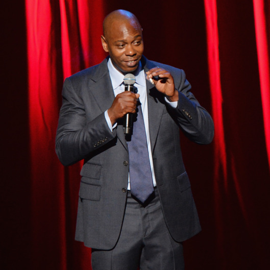 NEW YORK, NY - JUNE 19:  A view of atmosphere outside as comedian/actor Dave Chappelle performs at Radio City Music Hall on June 19, 2014 in New York City.  (Photo by Mike Coppola/Getty Images)