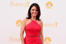LOS ANGELES, CA - AUGUST 25:  Actress Julia Louis-Dreyfus attends the 66th Annual Primetime Emmy Awards held at Nokia Theatre L.A. Live on August 25, 2014 in Los Angeles, California.  (Photo by Steve Granitz/WireImage)