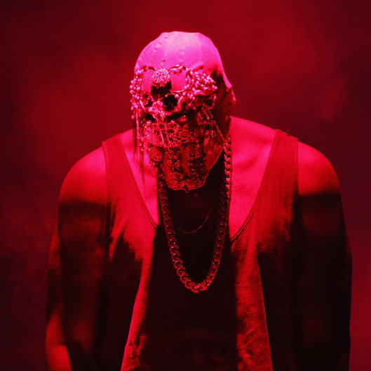 SYDNEY, AUSTRALIA - SEPTEMBER 12:  Kanye West performs live for fans at Qantas Credit Union Arena on September 12, 2014 in Sydney, Australia.  (Photo by Don Arnold/WireImage)