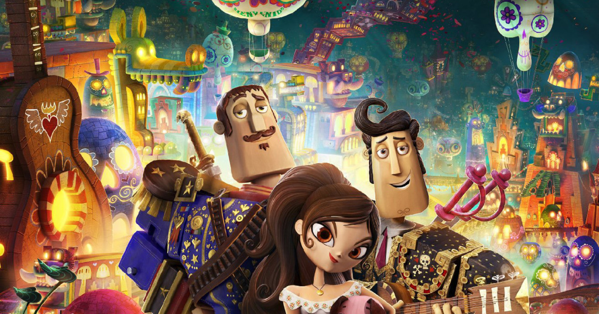 movie review the book of life vulture