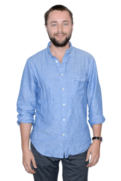 "Vincent Kartheiser attends the ""Billy & Ray"" Cast Photocall at Davenport Studios on September 5, 2014 in New York City."