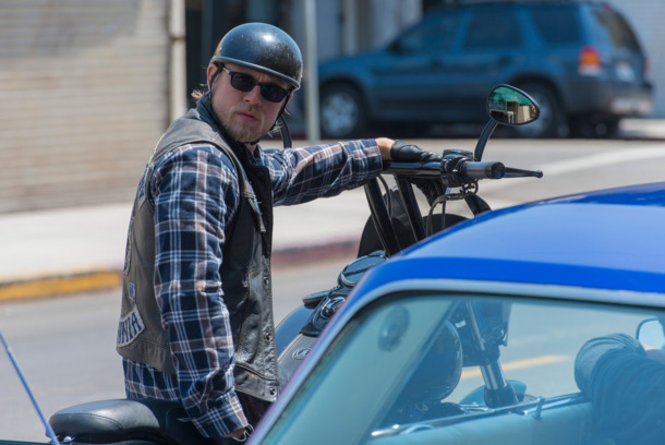 """SONS OF ANARCHY -- """"Greensleves"""" -- Episode 707 -- Airs Tuesday, October 21, 10:00 pm e/p."""