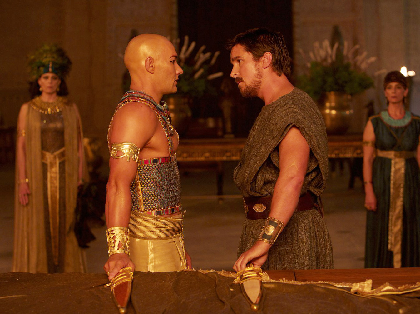 Exodus Gods and Kings Differences Between the Movie the Bible