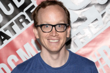 NEW YORK, NY - JUNE 27: Chris Gethard attends The 16th Annual Del Close Improv Comedy Marathon at Sun West Studios on June 27, 2014 in New York City..? Harry Pluviose / Retna Ltd.