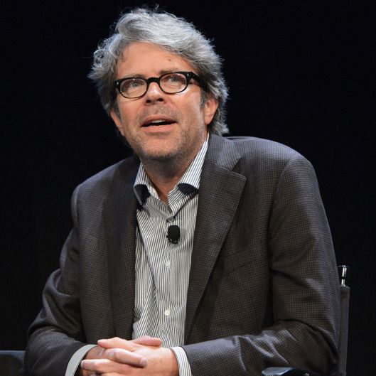 "NEW YORK, NY - OCTOBER 05:  Novelist/essayist Jonathan Franzen attends panel ""An Exchange - Is Techonology Good for Culture?"" part of The New Yorker Festival 2013 at Acura at SIR Stage37 on October 5, 2013 in New York City.  (Photo by Slaven Vlasic/Getty Images for The New Yorker)"