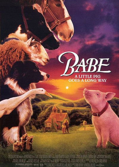 The visual effects from <em>Babe</em>