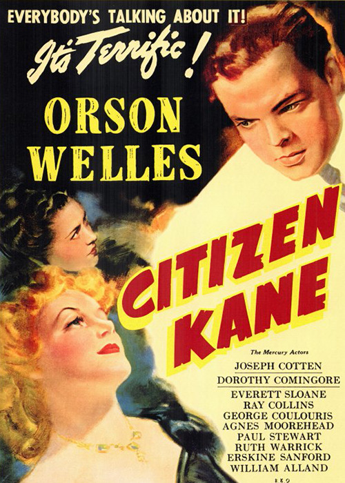 The cinematography of <em>Citizen Kane</em>