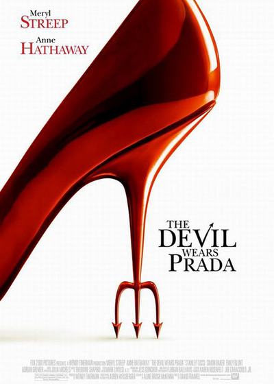 The costume design of <em>The Devil Wears Prada</em>
