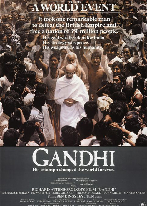 The costume design of <em>Gandhi</em>