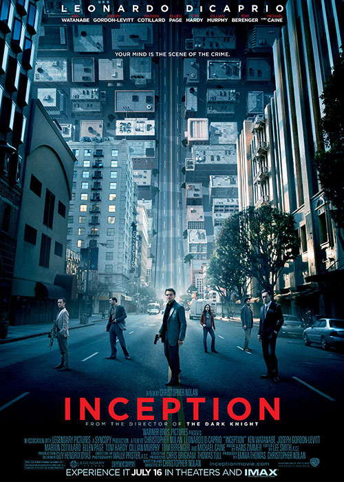 The sound mixing of <em>Inception</em>
