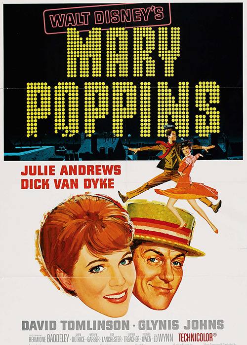 The sound mixing of <em>Mary Poppins</em>