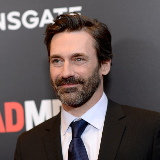 "NEW YORK, NY - MARCH 22:  Jon Hamm attends the ""Mad Men"" New York Special Screening at The Museum of Modern Art on March 22, 2015 in New York City.  (Photo by Dave Kotinsky/Getty Images)"