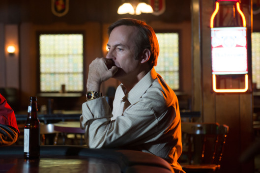Bob Odenkirk as Jimmy McGill - Better Call Saul _ Season 1, Episode 10 - Photo Credit: Ursula Coyote/AMC