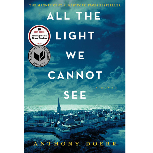 Good Anthony Doerru0027s All The Light We Cannot See Can Add Another Sticker To Its  Cover: The World War II Novel Won The Pulitzer Prize For Fiction On Monday. Amazing Ideas