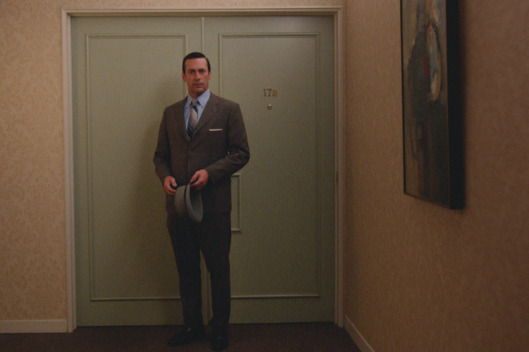 Jon Hamm as Don Draper - Mad Men _ Season 7B, Episode - Photo Credit: Courtesy of AMC