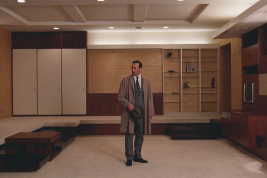 Jon Hamm as Don Draper - Mad Men _ Season 7B, Episode 9 - Photo Credit: Courtesy of AMC