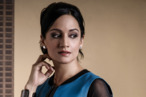 Archie Panjabi as Kalinda Sharma of the CBS series THE GOOD WIFE. Photo: Justin Stephens/CBS © 2014 CBS Broadcasting Inc. All Rights Reserved.