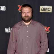 "AMC Celebrates The Season 5 Premiere Of ""The Walking Dead"" - Arrivals"
