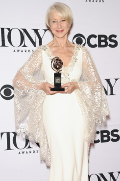 American Theatre Wing's 69th Annual Tony Awards - Press Room