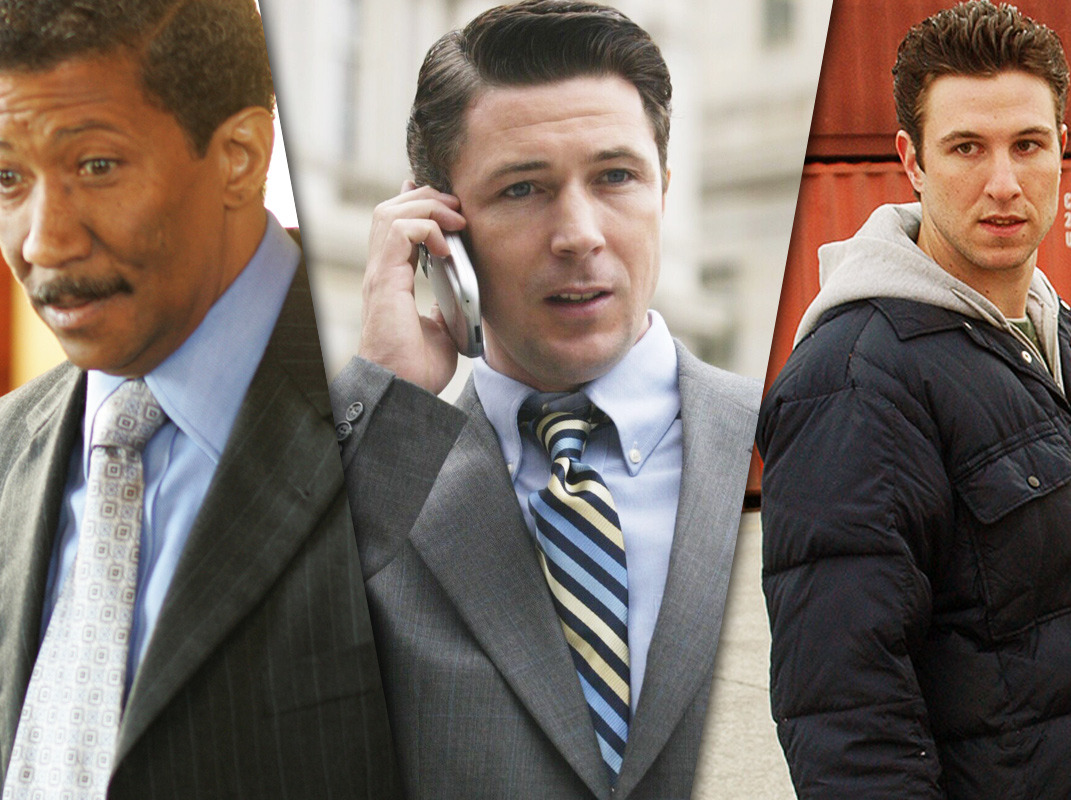 The Wire Cast Was Everywhere This TV Season -- Vulture