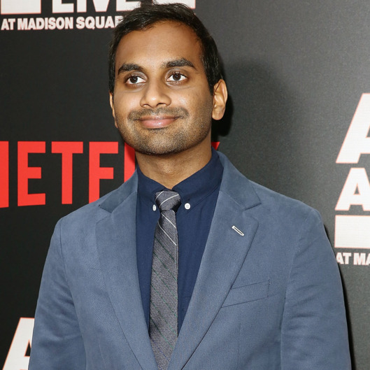 Aziz Ansari Cousin Harris Real 52515 | INFOBIT