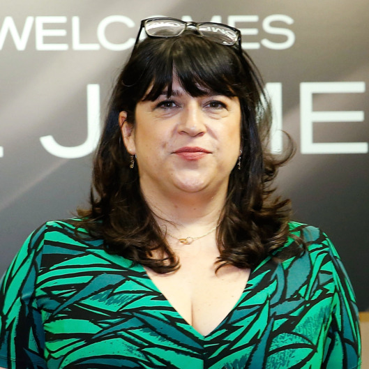 "E.L. James Signs Copies Of Her New Book ""Grey"""