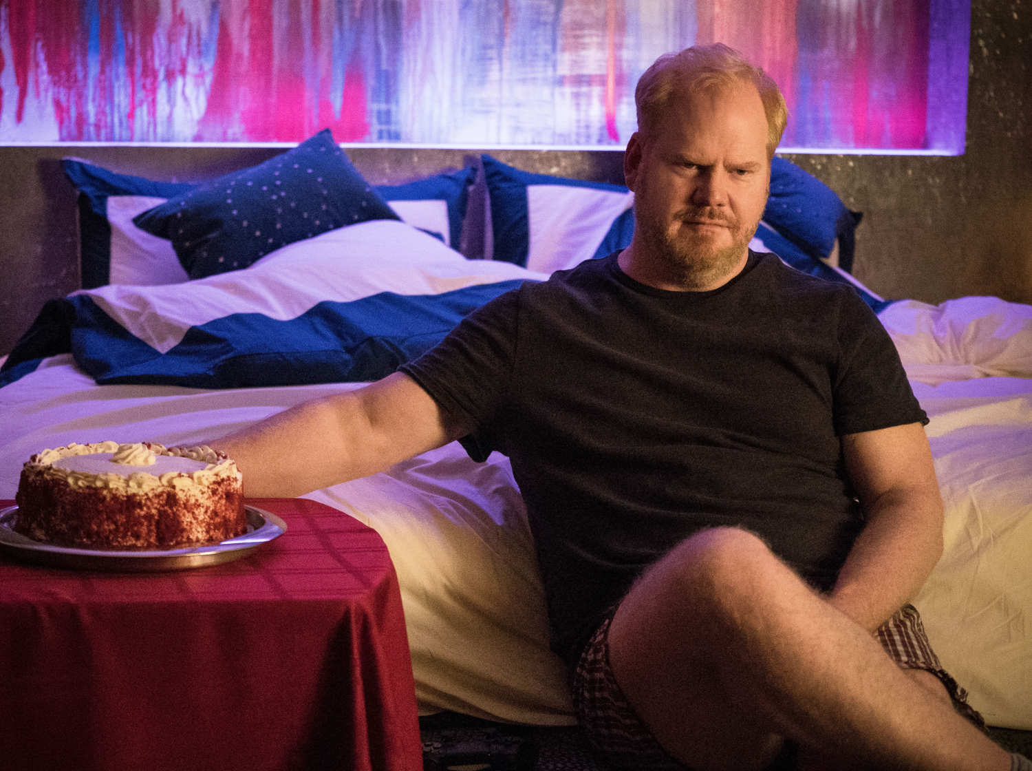 jim gaffigan london