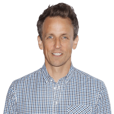 seth meyers podcast