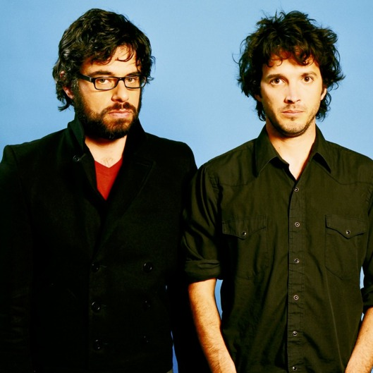 Photo of FLIGHT OF THE CONCHORDS and Jemaine CLEMENT and Bret McKENZIE