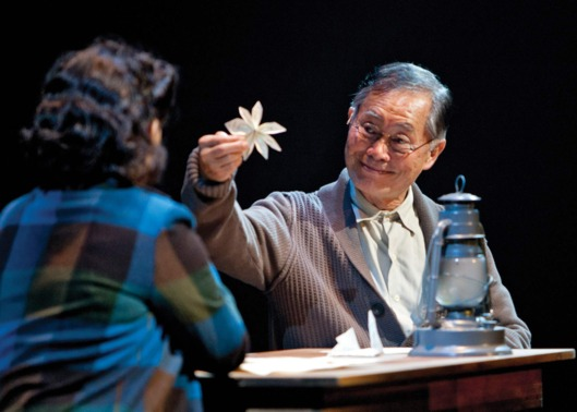 George Takei as Ojii-san in Allegiance.