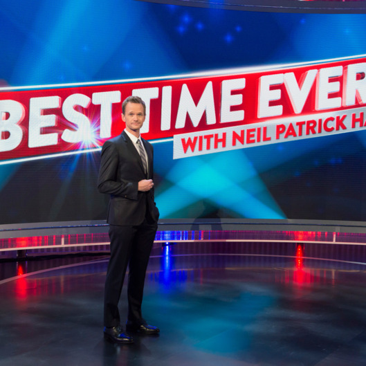 Best time ever with neil patrick harris season 1