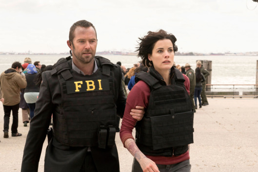 Blindspot - Season Pilot