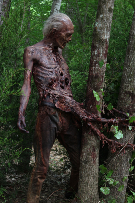 Walker - The Walking Dead _ Season 6, Episode 1 - Photo Credit: Gene Page/AMC