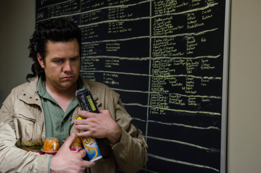 Josh McDermitt as Dr. Eugene Porter - The Walking Dead _ Season 6, Episode 1 - Photo Credit: Gene Page/AMC