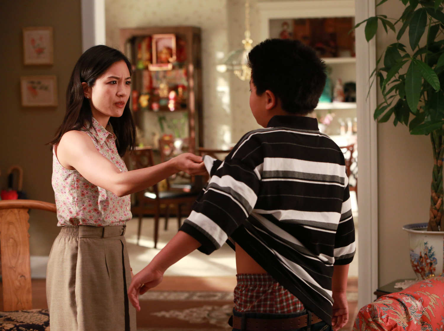 fresh off the boat recap: mother knows best -- vulture