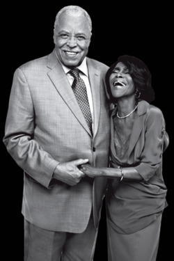 Cicely TysonJames Earl Jones