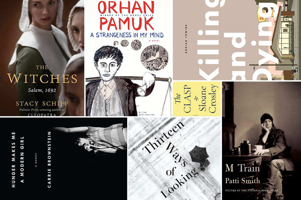 books to read, october 2015