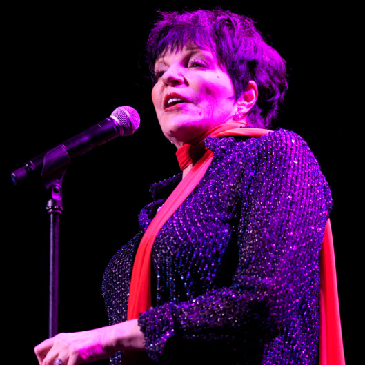 UK - London - Liza Minnelli performance at the Royal Festival Hall