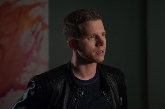 "MINORITY REPORT:  Dash (Stark Sands) in the all-new ""Fredi"" episode of MINORITY REPORT airing Monday, Oct. 12 (9:00-10:00 PM ET/PT) on FOX. CR: FOX. © 2015 FOX Broadcasting."