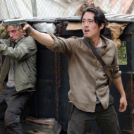 The Walking Dead's Glenn Is