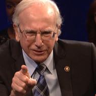 Larry David Played Bernie