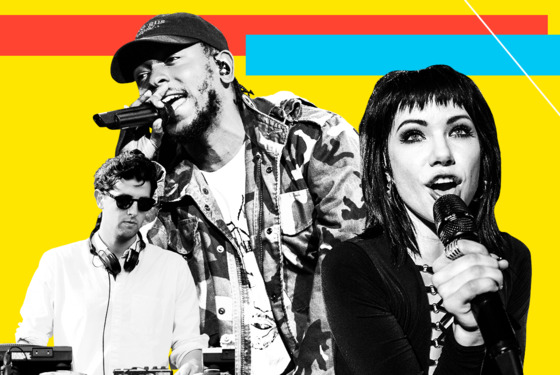 The 10 Best Albums of 2015