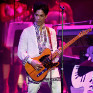 Prince Finally Gives the
