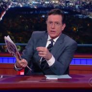 Stephen Colbert: 'Why Is It So