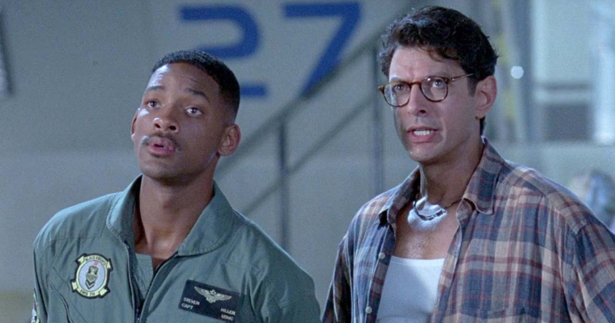 character analysis of captain steven hiller in the movie independence day