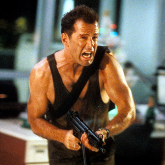 Bruce Willis In 'Die Hard