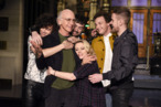 <i>Saturday Night Live</i> Recap: Larry David Is Bernin' Hot