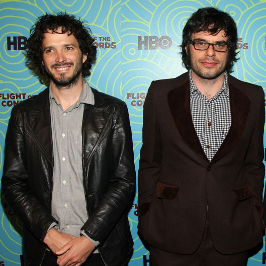 "HBO Presents The 2nd Season Viewing Party Of ""Flight Of The Conchords"""