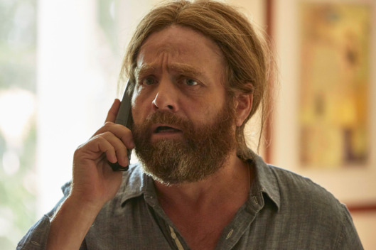 "BASKETS ""Sugar Pie"" Episode 108 (Airs Thursday, March 10, 10:00 pm/ep) -- Pictured: Zach Galifianakis as Chip Baskets. CR: Ben Cohen/FX"